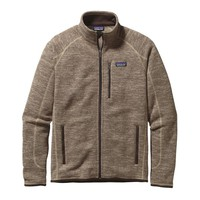 Patagonia Mens Better Sweater Full Zip Jacket Available in Two Colors 25527