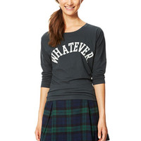 Plaid Flannel Skirt -