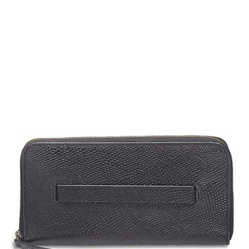 Lucky Brand Leather Wallet Adult