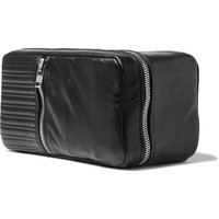 Patricks - Quilted Leather Wash Bag