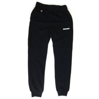 Undefeated: Sport Sweatpants - Black