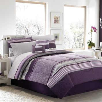 Jules Complete Bedding Set - Bed Bath & Beyond