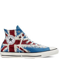 Chuck Taylor All Star UK Flag Print