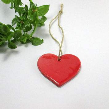 heart ornament,christmas ornament,home decor,christmas decor,tree ornament,christmas decoration heart,holiday decor,heart ornaments,1 piece