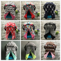Cotton Car Seat Canopy cover infant  children animal deer dinosaur owl  carseat cover baby canopies