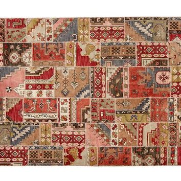 ELLSWORTH PATCHWORK RUG from Pottery