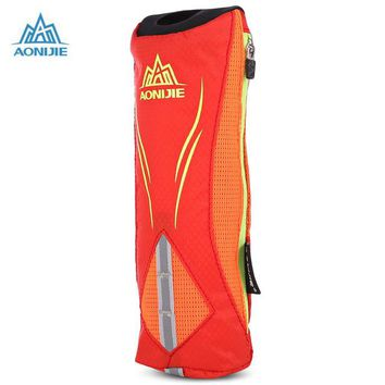 Fitness Running bag AONIJIE Outdoor 500ml  Handheld Water Bottle 5.5 inch Phone Hydration Pack Jogging  Phone Bottle Holder Pack