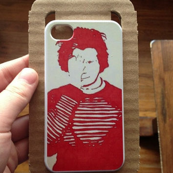 Ed Sheeran Phone Case by Courtneydrawings on Etsy