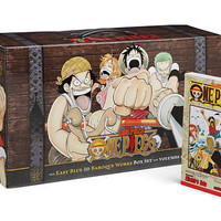 One Piece Ultimate Manga Boxed Set