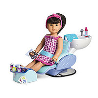 American Girl® Accessories: Spa Chair