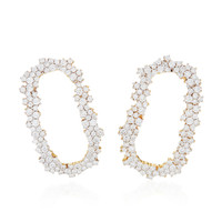 Diamond Iolanda Earrings | Moda Operandi