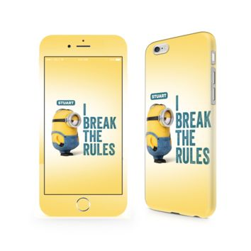 Minions Stuart iPhone 6/6 Plus Skin