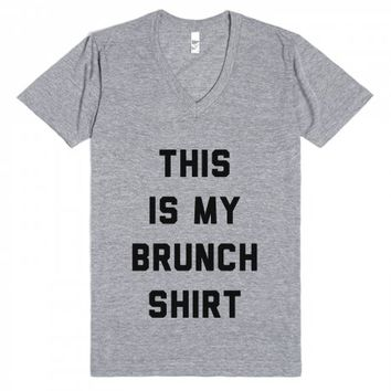 This Is My Brunch Shirt