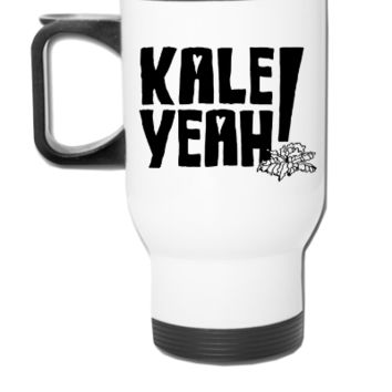 Kale Yeah! - Travel Mug