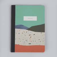 Papier Tigre A5 Notebook - The Volcanic