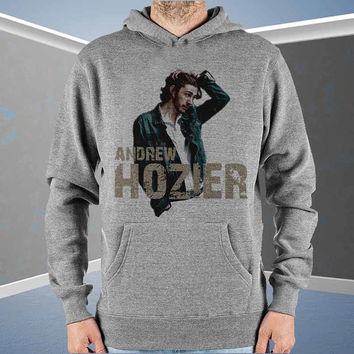Bastille # Bring Me the horizon # Expecto Patronum Harry Potter # All TIme Low # Andrew Hozier Byrne Take Me to Church Hozier Unisex Hoodie