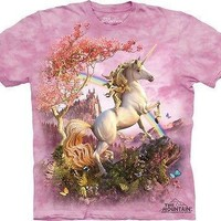 Awesome Unicorn Kids T-Shirt