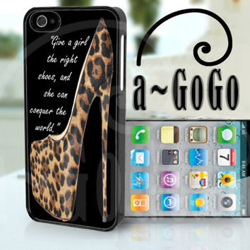 iPhone 5 case Marilyn Monroe Quote design custom by aGoGoDesign