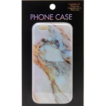 Marbled Phone Case for iPhone 6/6S