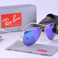 RAY-BAN SUNGLASSES AVIATOR RB3025