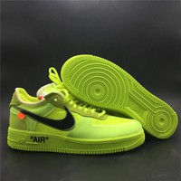Off-White x Nike Air Force 1 Low Volt #AO4606-700