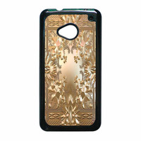 Jayz Kanye West Album Cover Watch The Throne HTC One M7 Case