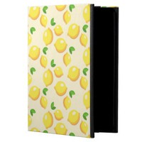 Lemon Pattern Powis iPad Air 2 Case
