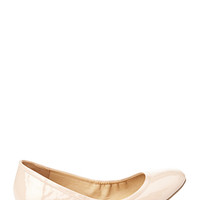 FOREVER 21 Classic Round Toe Flats
