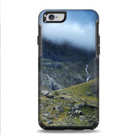 The Cloudy Retina Paradise Mountain Apple iPhone 6 Otterbox Symmetry Case Skin