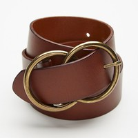 Eternity Leather Belt
