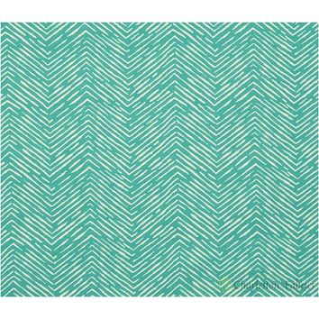 Premier Prints Outdoor Cameron Ocean fabric