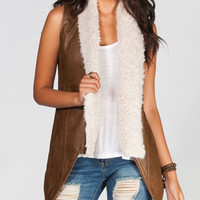 JACK BY BB DAKOTA Elaine Womens Vest