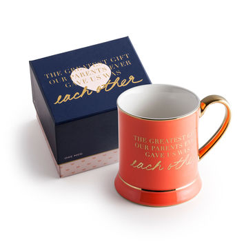 Rosanna Inc. All You Need Is Love Mug Greatest Gift