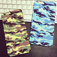 Camouflage iPhone 5s 6 6s Plus Case Gift-139