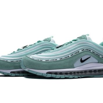 "Nike Air Max 97 ND ""Tropical Twist"" Fashion Casual Women Men Sneakers Sport Shoes"