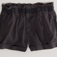 AEO 's Slouchy Shortie (Washed Black)
