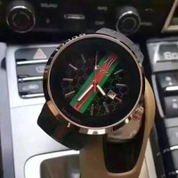 GUCCI Fashion Simple Quartz Movement Wristwatch Watch