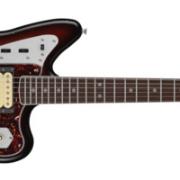 Kurt Cobain Jaguar® | Jaguar® Electric Guitars | Fender® Guitars