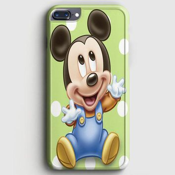 Cute Baby Mickey Mouse Disney iPhone 8 Plus Case | casescraft