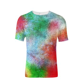 Faded Color Mens Tee