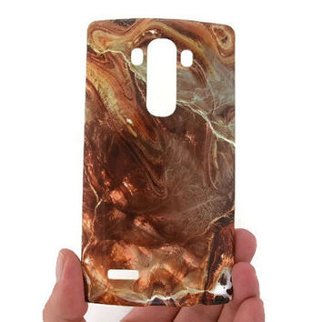 Marble LG G4 case marble LG G3 case marble brown iPhone 6  galaxy S6 edge case brown marble  galaxy S5 s4 mini marble iphone 5S SONY Xperia