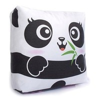 Mini Pillow  Panda Mei by mymimi on Etsy