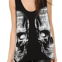 Double Vision Girls Tank Top - 766663