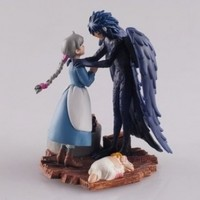 Hayao Miyazaki Cartoon Set Dolls (Howl's Moving Castle)