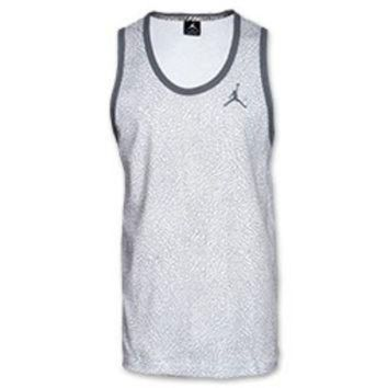 DCKL9 Men's Jordan Fly Elephant Print Sleeveless Shirt