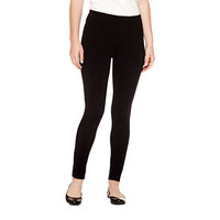 St. John's Bay Slim Fit Ponte Pull-On Pants - JCPenney