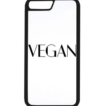 Vegan Support # Love Animals # fashion phone cover case for iphone 4 4s 5 5s SE 5c 6 6s 7 6 plus 6s plus 7 plus &ww318