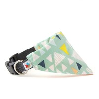XX Dog Bandana Collar / Roadtrip / Emerald Bay