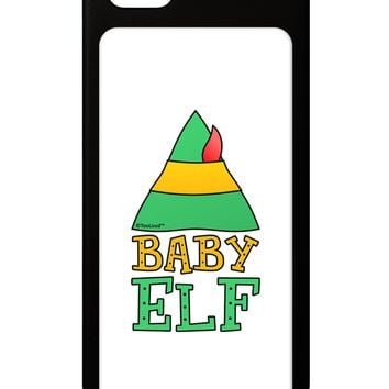 Matching Christmas Design - Elf Family - Baby Elf iPhone 5 / 5S Grip Case  by TooLoud