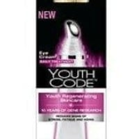 L'Oreal Paris Youth Code Regenerating Skincare Eye Cream Daily Treatment, 0.5 Ounce